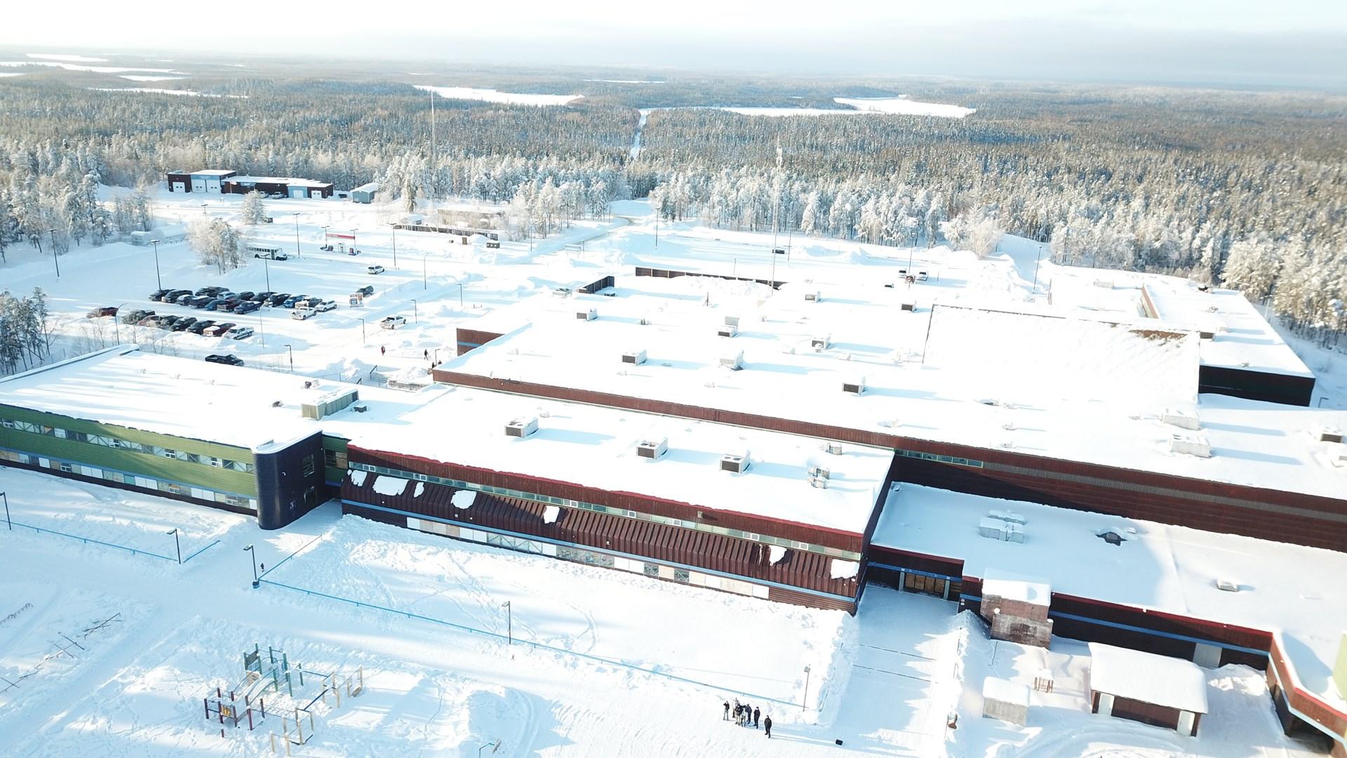 Leaf Rapids Education Centre_Snow.jpeg